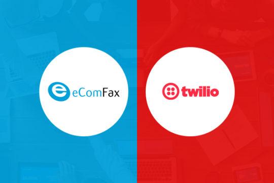 eComFax is prepared to welcome Twilio customers